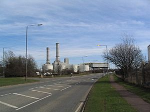 Corby power station - geograph.org.uk - 362459