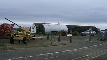 Manx Aviation and Military Museum Ronaldsway - geograph.org.uk - 1707622
