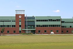 The Penn State Lehigh Valley campus in Center Valley