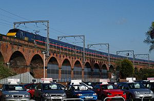 Railway Viaduct - geograph.org.uk - 362217