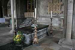 Tomb of the Venerable Bede