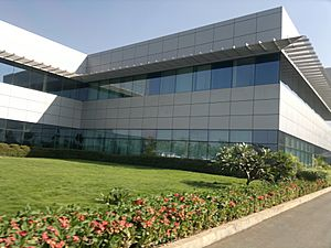 Volkswagen India Private Limited Pune Office-plant 1338
