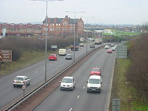A50, Longton - geograph.org.uk - 122110