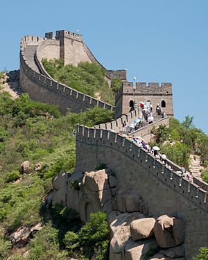 Badaling China Great-Wall-of-China-04