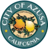 Official seal of Azusa, California