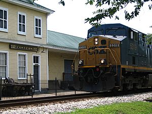 Conyers-depot-train