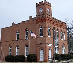 City Hall on the National Register of Historic Places