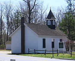 Georgia Road Schoolhouse