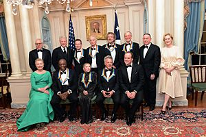 Secretary Clinton at the 35th Annual Kennedy Center Honors