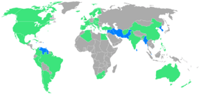 1948 Summer Olympic games countries