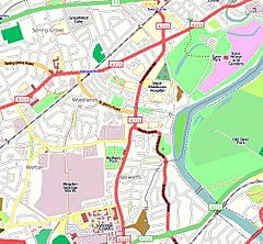 Isleworth map
