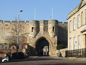 Lincoln Castle, Lincoln - geograph.org.uk - 689665