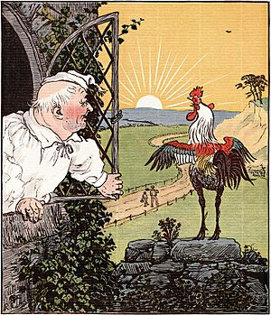 Randolph Caldecott illustration2