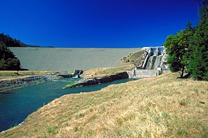 USACE Applegate Dam Oregon