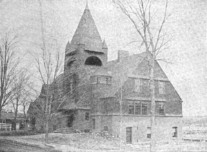 1891 Littleton public library Massachusetts