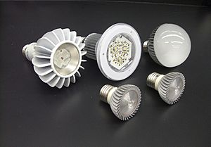 Assorted LED Lamps