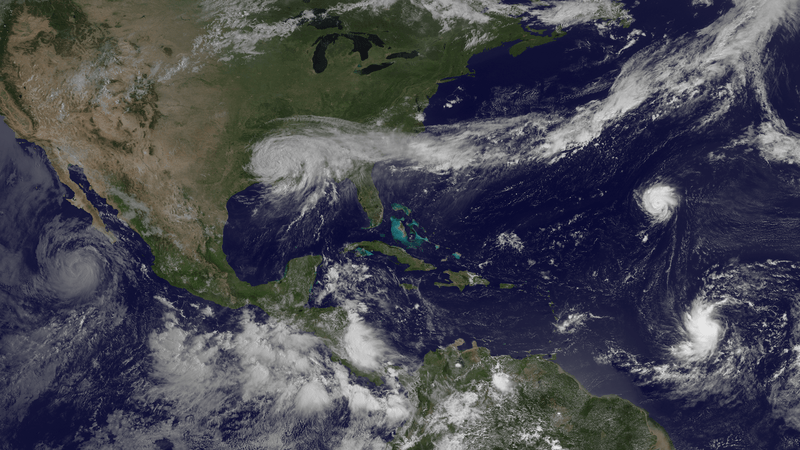 Atlantic Hurricanes Aug 30 2012 1445Z