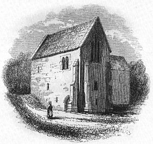 Ecclesfield Priory 1860s