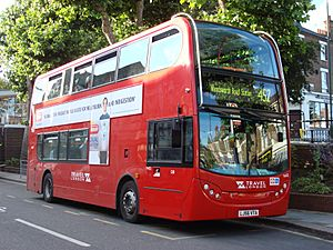 London Bus route 452