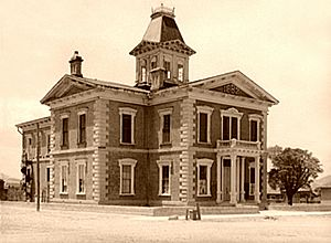 Cochise County Courthouse 1940 FSA