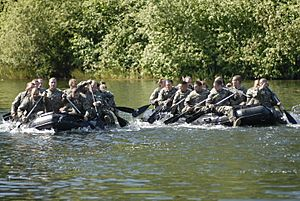 Flickr - The U.S. Army - Water confidence course at ROTC LDAC training