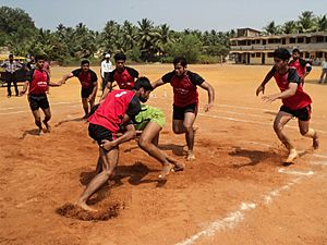 Kabaddi Game play(2273574)