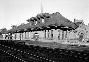 Middletown NY Station LOC 121197pu