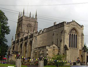 Midsomer Norton parish church