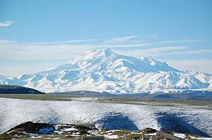 Mount Elbrus May 2008