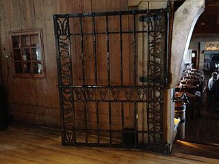 Timberline Lodge Iron Gate