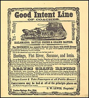 Good Intent Flyer