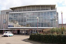 The Playhouse, Harlow - geograph.org.uk - 140524
