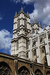 Westminster Abbey - Aug 2013