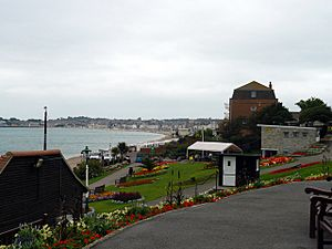 Weymouth - Greenhill Gardens - geograph.org.uk - 953623