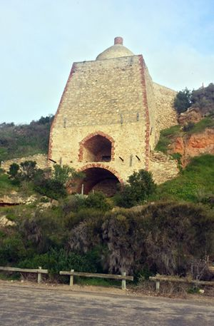 Wool Bay Lime kiln