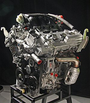 Lotus Evora engine