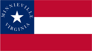Minnieville Flag