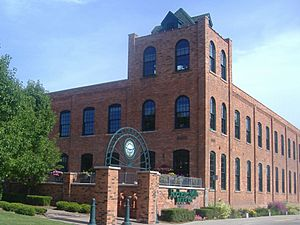 Rochester Michigan Western Knitting Mills