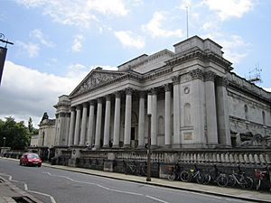 The Fitzwilliam Museum, Cambridge, England - IMG 0702