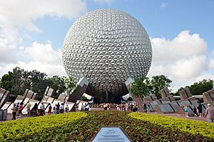 1 epcot spaceship earth 2010a