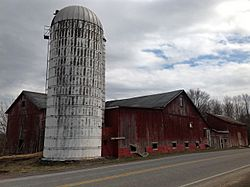 The Ezra T. Phelps Farm Complex is a good example of Marion's long history with agriculture