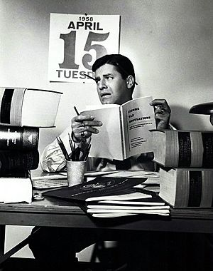 Jerry Lewis 1958