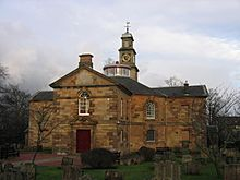 Old Parish Church Hamilton