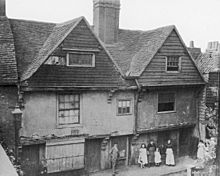 Sir Walter Raleigh's House at Blackwall