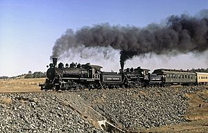 SRR 34 and 28 Chinese Hill Sept 71xRP - Flickr - drewj1946