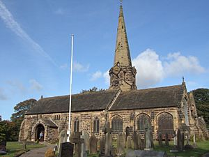 St Michael's Parish Church, Aughton.JPG
