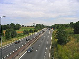 A12, Brentwood, Essex - geograph.org.uk - 35434