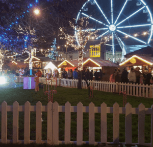 Galway Christmas market 2016