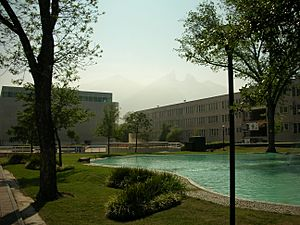 ITESM Femsa Biotechnology Center Aulas I