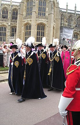Royal Knights of the Garter